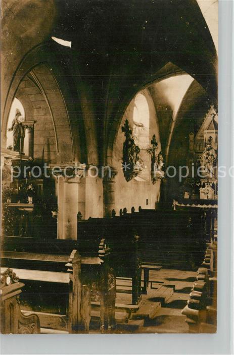 Vigneulles les Hattonchatel Kirche Inneres Vigneulles les Hattonchatel 0