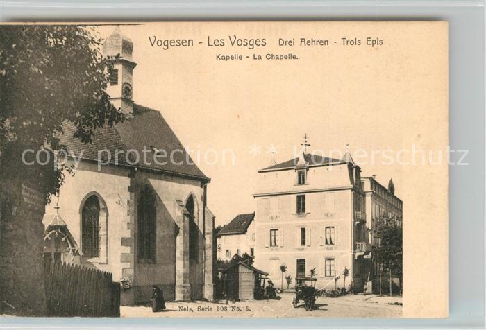 Trois_Epis_Haut_Rhin_Elsass Kapelle  Trois_Epis 0