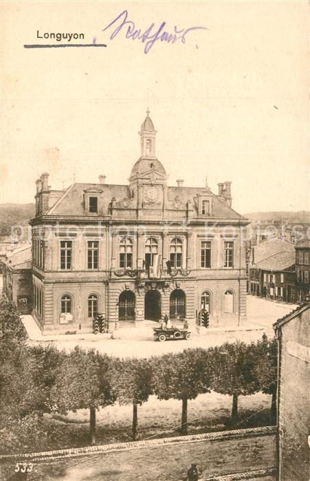 Longuyon Rathaus Longuyon