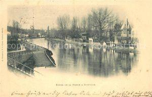 AK / Ansichtskarte Joinville le Pont Bords de la Marne Joinville le Pont
