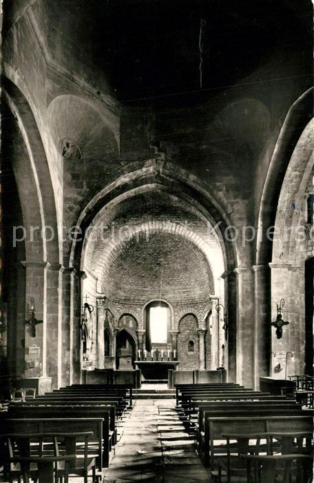 AK / Ansichtskarte Vaison la Romaine_Vaucluse Interieur de l'ancienne Cathedrale ND de Nazareth Vaison la Romaine