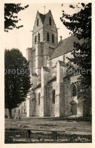 AK / Ansichtskarte Etampes Eglise Saint Martin Etampes