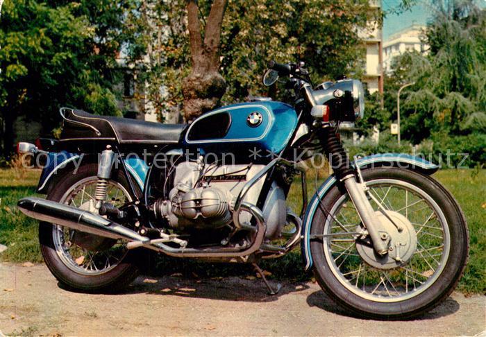 AK / Ansichtskarte Motorrad BMW 75 6