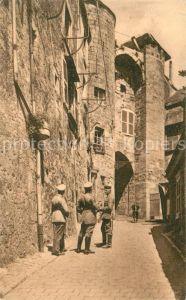 AK / Ansichtskarte Laon_Aisne Porte des Chenizelles Laon_Aisne