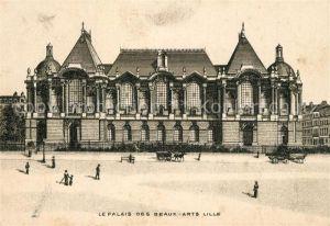 AK / Ansichtskarte Lille_Nord Palais des Beaux Arts Lille_Nord