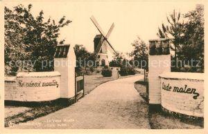 AK / Ansichtskarte Knocke_Zoute Le Vieux Moulin Knocke Zoute