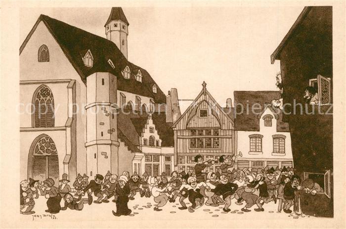 AK / Ansichtskarte Belgien An old dancing Belgien