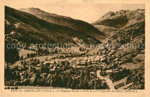 AK / Ansichtskarte Aiguilles_du_Ratier Le Sommet Bucher
