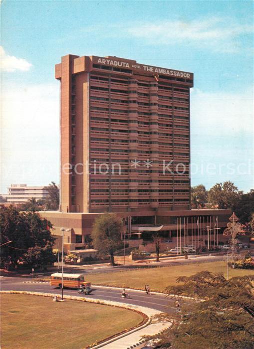 AK / Ansichtskarte Jakarta Hotel The Ambassador Jakarta