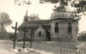 AK / Ansichtskarte Clichy sous Bois Chapelle Notre Dame des Anges Clichy sous Bois
