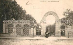 AK / Ansichtskarte Asnieres sur Seine Cimetiere des Chiens Asnieres sur Seine