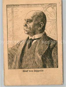 AK / Ansichtskarte Zeppelin_Graf Generalleutnant von Ludendorff