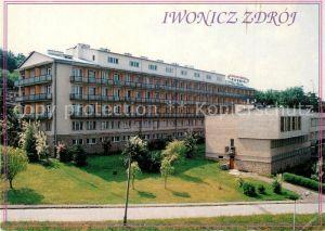AK / Ansichtskarte Iwonicz_Zdroj Sanatorium Gornik
