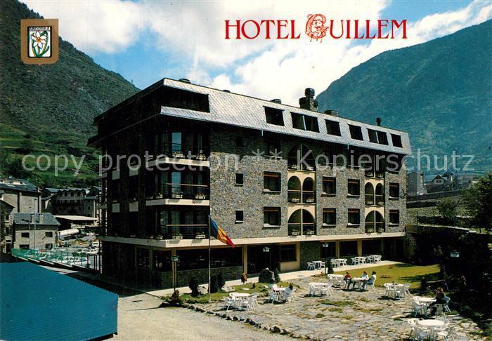 AK / Ansichtskarte Encamp Hotel Guillem Encamp