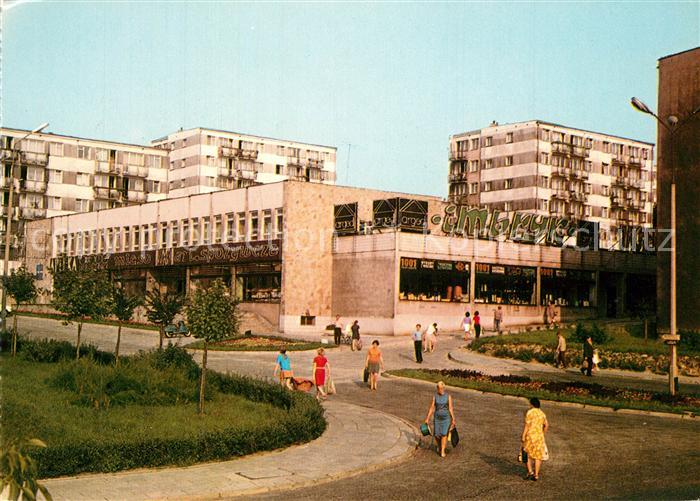 AK / Ansichtskarte Zielona_Gora Osiedle mieszkaniowe Morelowa Zielona Gora