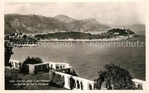 AK / Ansichtskarte Saint Jean Cap Ferrat La Pointe de Saint Hospice Cote d Azur Saint Jean Cap Ferrat