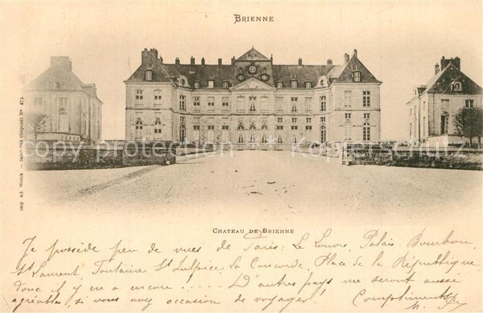 Brienne le Chateau Chateau de Brienne Brienne le Chateau