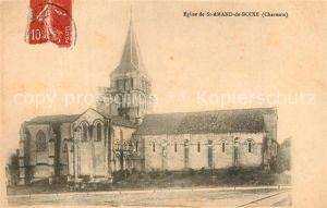 Saint_Amand_de_Boixe Eglise Kirche
