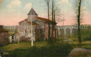 Loubert_Roumazieres Eglise Kirche