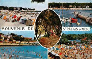 Saint Palais sur Mer Plage Heure du bain coin sous boix Saint Palais sur Mer