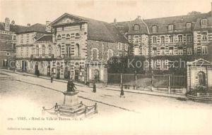 Vire_Calvados Hotel de Ville Theatre Monument Vire Calvados