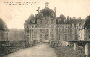 Thury Harcourt Chateau Thury Harcourt
