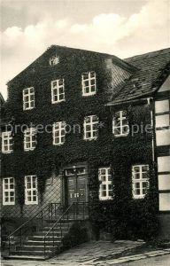 Eschershausen_Holzminden Geburtshaus des Dichters Wilhelm Raabe Eschershausen Holzminden