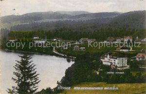 Titisee Panorama Hotel Titisee Titisee