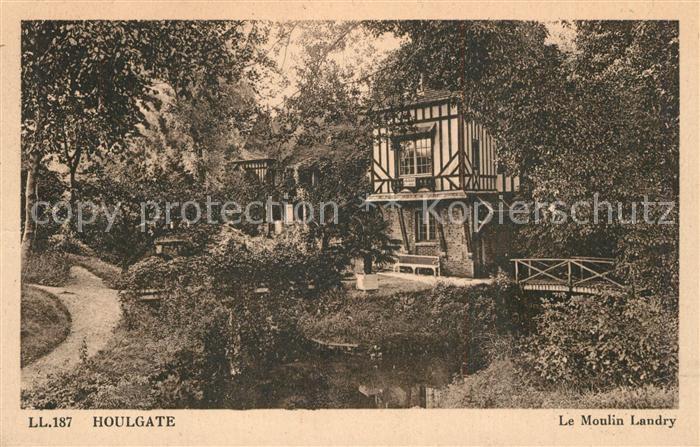 AK / Ansichtskarte Houlgate Le Moulin Landry Houlgate
