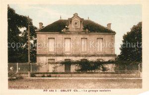 AK / Ansichtskarte Orlut Groupe scolaire