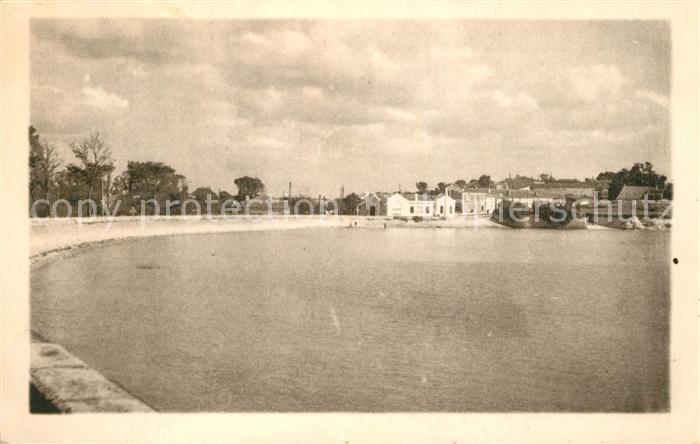 AK / Ansichtskarte Talmont sur Gironde Baie du Caillaud Hotel des Flots Talmont sur Gironde 0