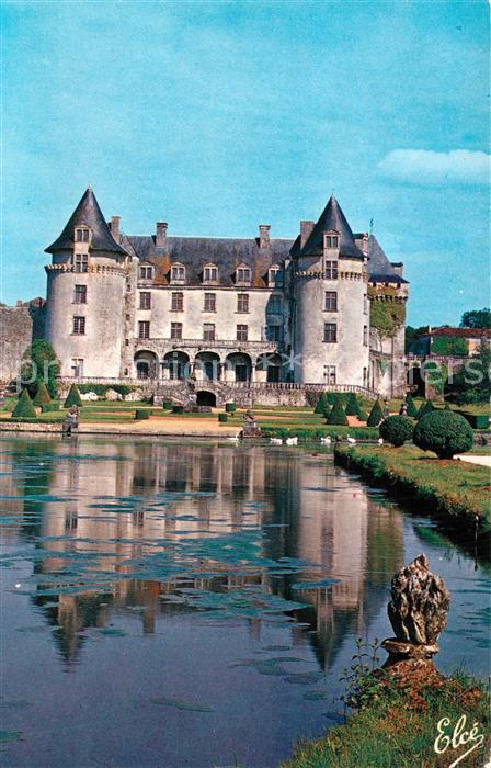AK / Ansichtskarte Saint Porchaire Chateau de la Roche Courbon Saint Porchaire 0