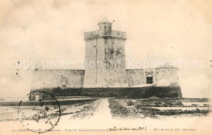 AK / Ansichtskarte Le_Chapus Fort et Donjon Louvois Le_Chapus 0