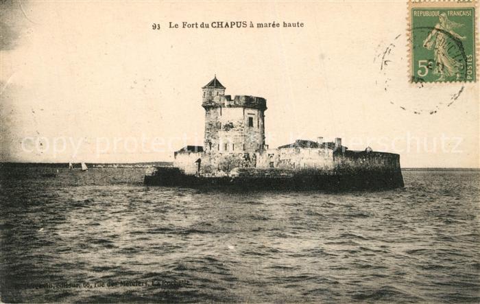 AK / Ansichtskarte Le_Chapus Chateau a maree haute Le_Chapus 0