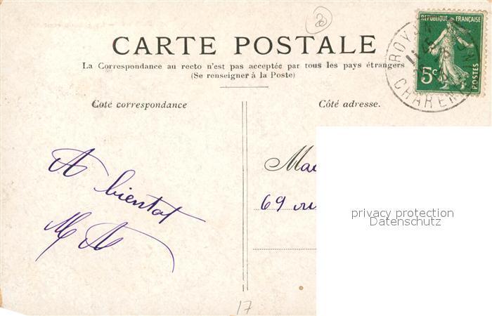 AK / Ansichtskarte Royan_Charente Maritime La grande conche Plage Royan Charente Maritime 1