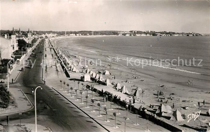 AK / Ansichtskarte Royan_Charente Maritime La Grand Conche Plage Royan Charente Maritime 0