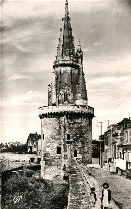 AK / Ansichtskarte La_Rochelle_Charente Maritime Tour des 4 Sergents La_Rochelle 0
