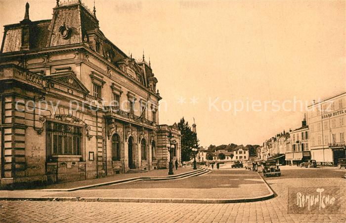 AK / Ansichtskarte Rochefort_sur_Mer La Poste Avenue Zola Rochefort_sur_Mer 0
