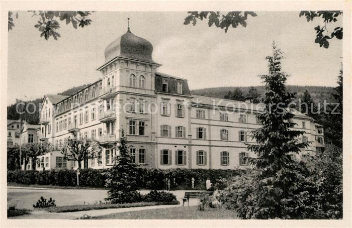 AK / Ansichtskarte Friedrichroda FDGB Ferienheim Hermann Danz Friedrichroda 0