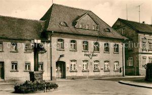AK / Ansichtskarte Wilthen Postamt Wilthen
