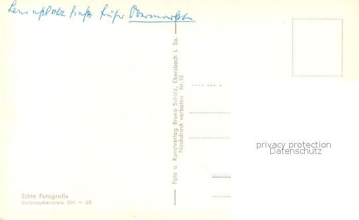 AK / Ansichtskarte Goerlitz_Sachsen Leninplatz mit Georgsbrunnen und Reichenbacher Turm Goerlitz Sachsen 1
