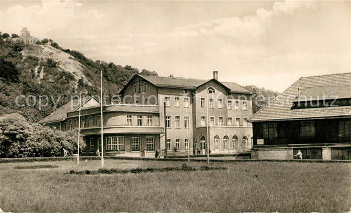 AK / Ansichtskarte Bad_Sulza Wismut Sanatorium Bad_Sulza 0