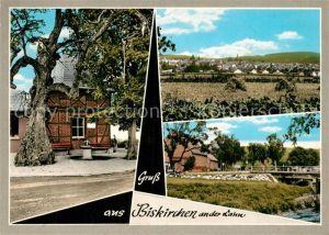 AK / Ansichtskarte Biskirchen Kaufhaus Panorama Biskirchen
