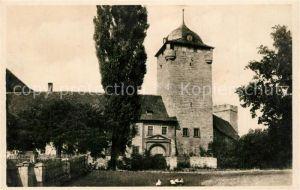 AK / Ansichtskarte Kapellendorf Wasserburg Eingang und Hauptturm Kapellendorf