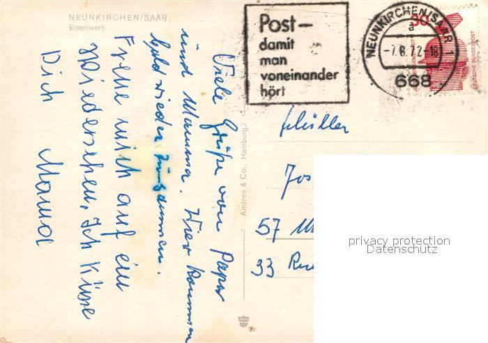 Post neunkirchen saar