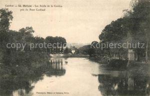 AK / Ansichtskarte Brive_Correze Les Bords de la Correze pris du Pont Cardial Brive Correze