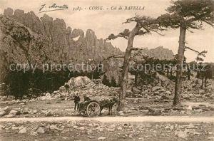 AK / Ansichtskarte Corse_Ile_de Col de Bavella Corse_Ile_de