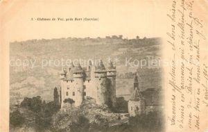 Bort les Orgues Chateau de Val Bort les Orgues