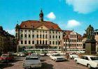 Bild zu Coburg Marktplatz...
