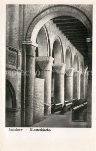 AK / Ansichtskarte Jerichow 800 Jahre Klosterkirche  Jerichow